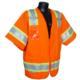 SV63 Two-Tone Surveyor Class 3 Vests